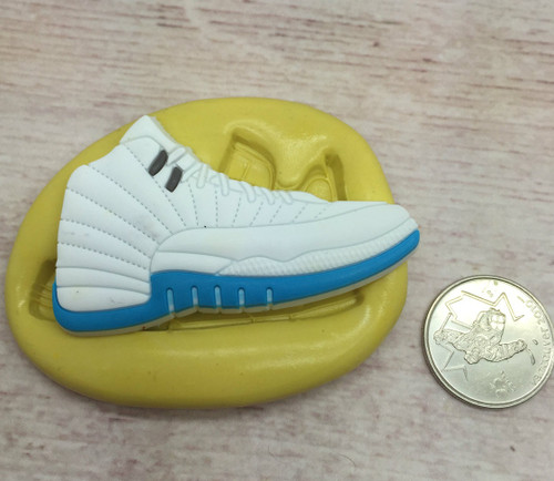 Sneaker Shoe Mold #15 Silicone