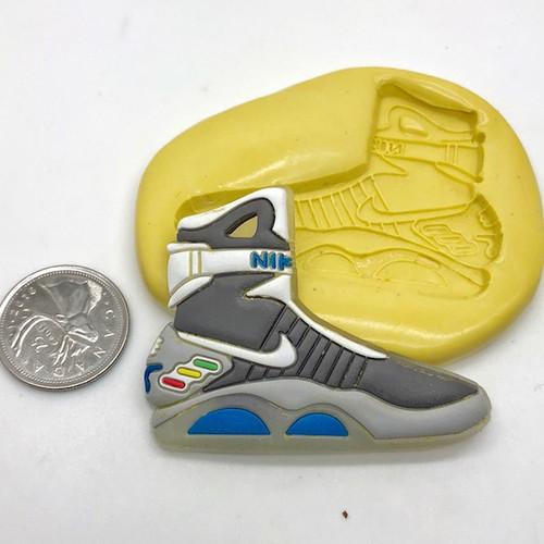 Sneaker Shoe Mold #17 Silicone