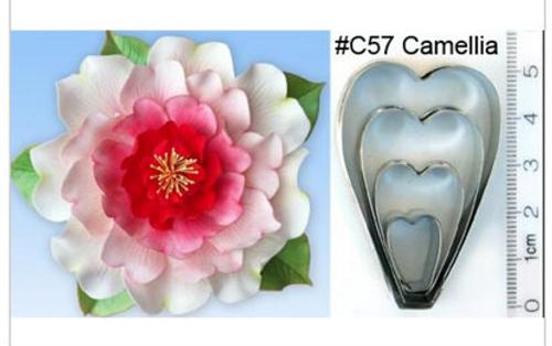 Camellia Small Petal Cutter