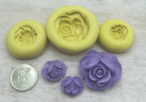 Flower Silcone Mold Set