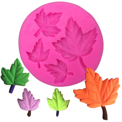 Maple Leaf  Mold- PM323