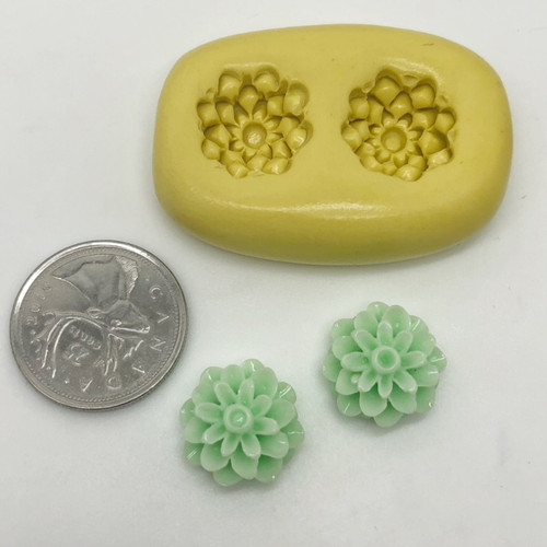 Xs Flower Mold  Silicone
