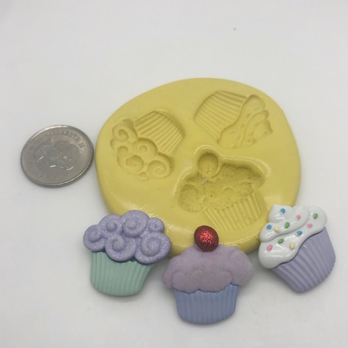 Cupcake Molds Silicone