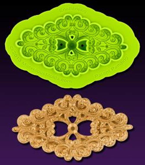 Enchanting Brooch Marvelous Molds