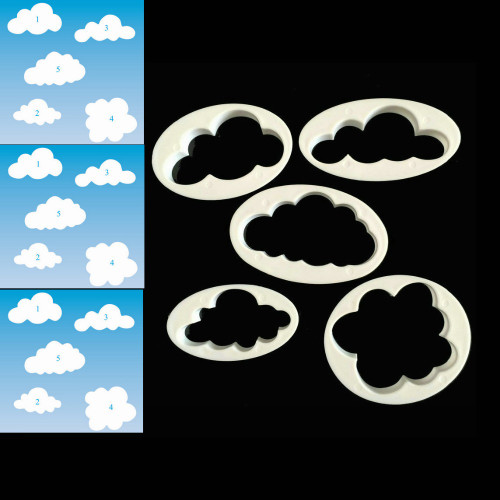 Cloud Cutter set