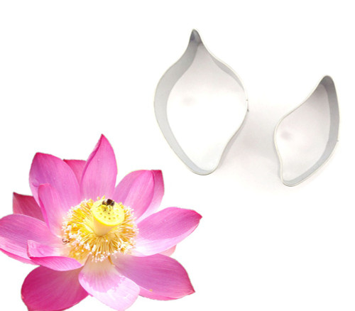 Lotus cutter Small Petal Cutter