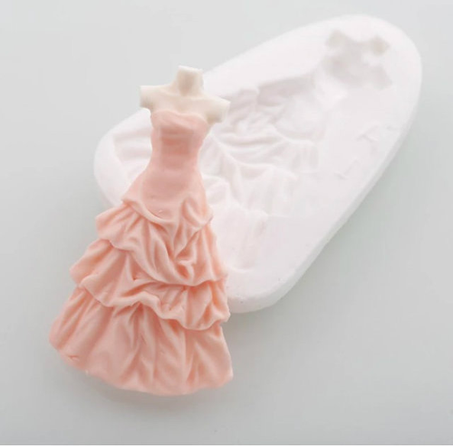 Wedding Dress  Mold PM276