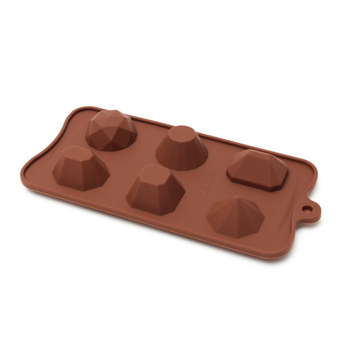 Gem Silicone Chocolate Mold