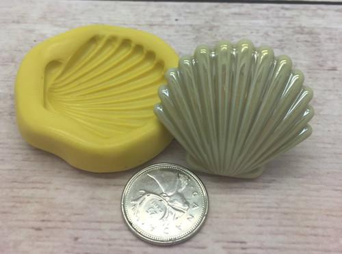 Sea Shell  Silicone mold