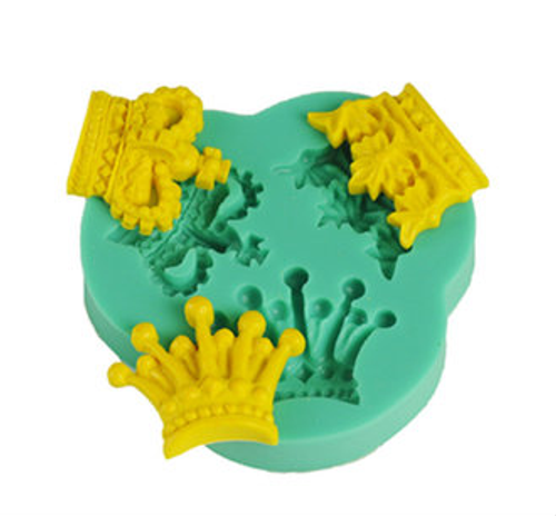 Crown Silicone Mold  PM383