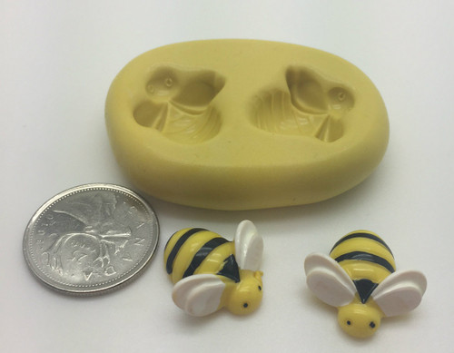 Mini Bee  Silicone Mold