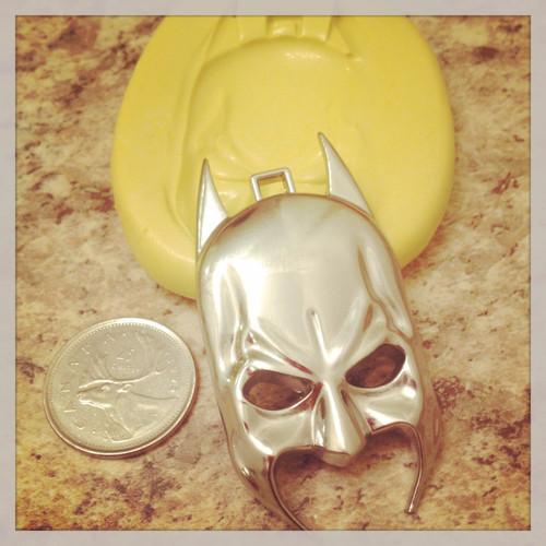 XL Batman Mask  Silicone