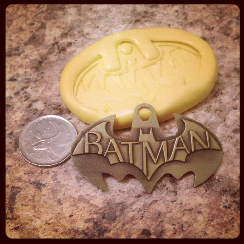 Xl Batman Bat  Silicone