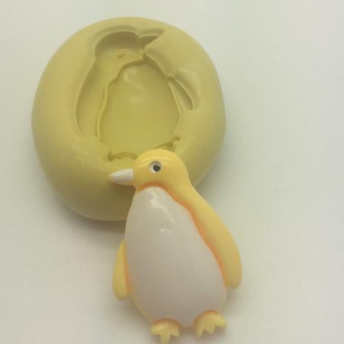 Penguin   Silcione Mold