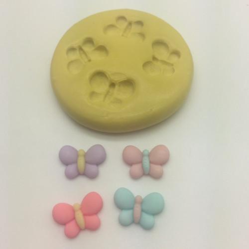 Butterfly Mini  Silcione Mold Set