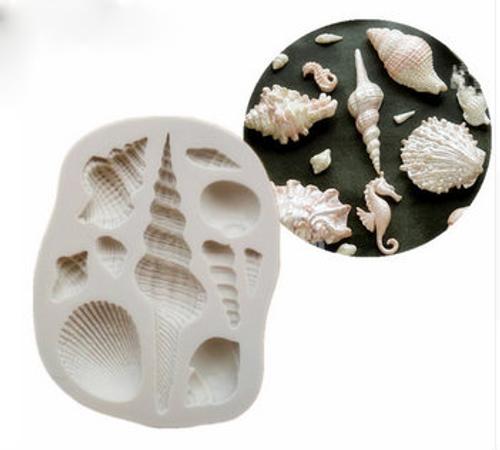 Sea Shell Mold PM482