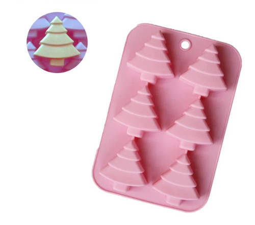 Christmas Tree  silicone mold for baking or oreos