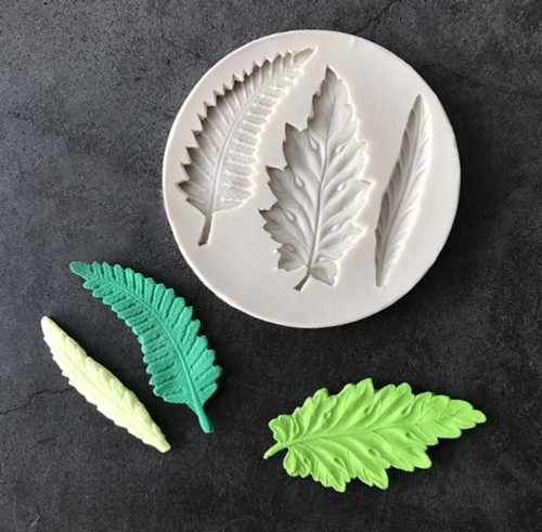 Leaf Set Mold -PM310