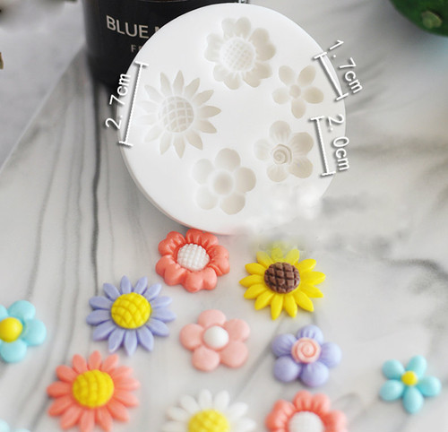 Mixed flower Mold PM362