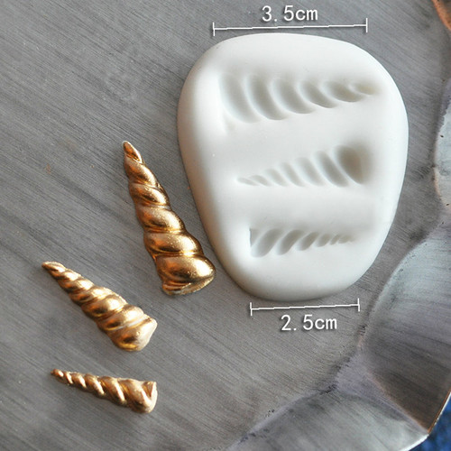 Unicorn Horn Mold  PM399