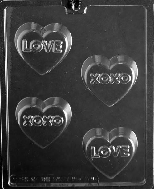 Love, XO, cookie