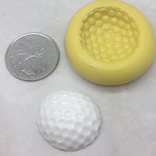Golf Ball Silicone Mold