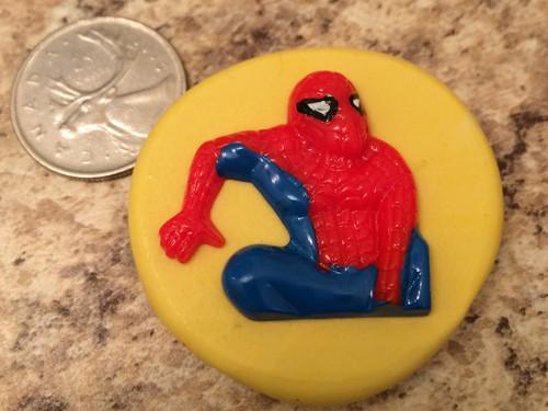 Spider Man Mold Silicone