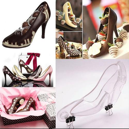 Womens High heel Shoe Chocoloate Mold *Size small