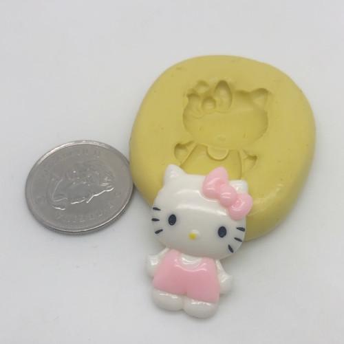 Hello Kitty Mold Silicone