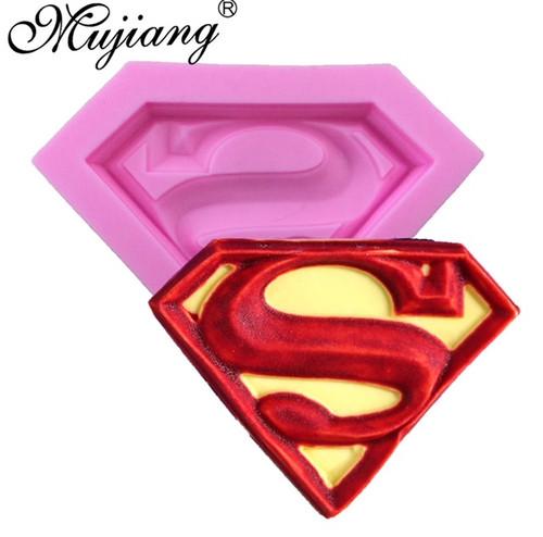 Superman Face Mold  pm429