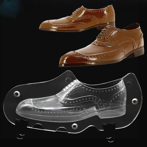 Mens Shoe Chocoloate Mold