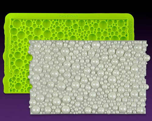 Pretty In Pearls Simpress  by Marvelous Molds