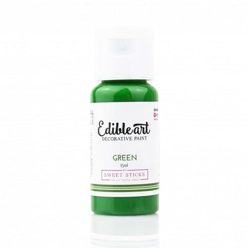 GREEN - Edible Art Decorative Paint 15ml