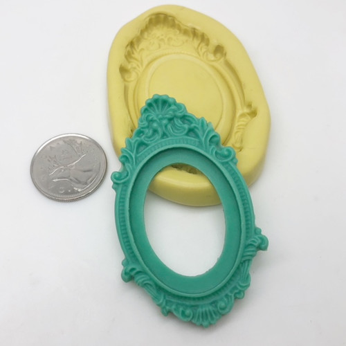 Frame 1 Mold Silicone