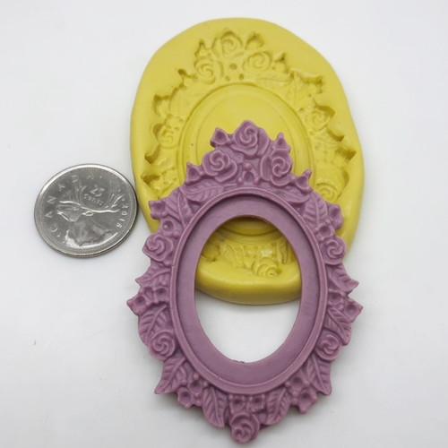 Frame 3 Mold Silicone