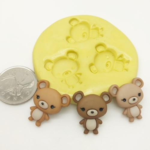 Bears  Mold