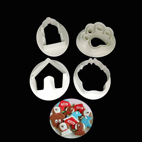 Dog Theme Cutter Set
