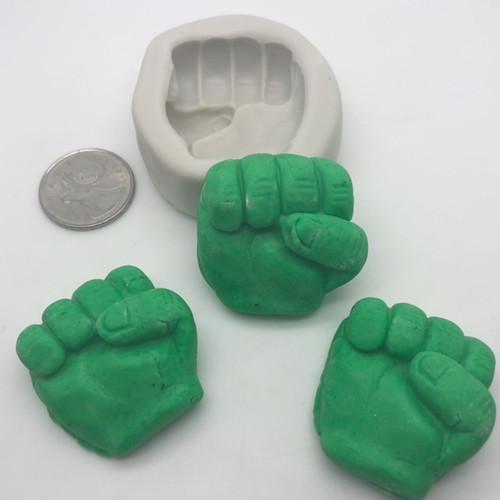 Hulk Hand Silcione Mold PM530
