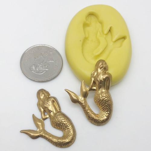 Mermaid Mold Silicone