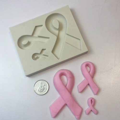 Awareness Ribbion Mold Set