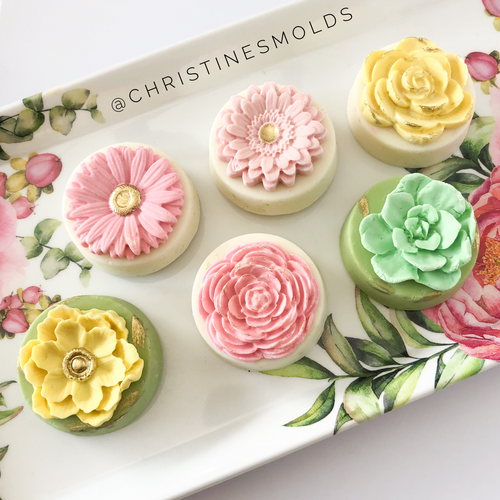 Mixed Flower Large Mold