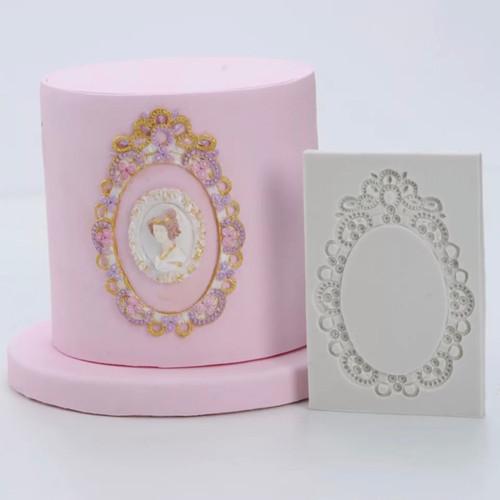 Frame Fancy Large Cake