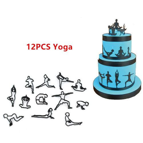 12PC Yoga set