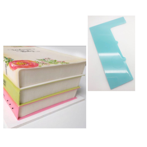 Cake Smoother PLASTIC    -108
