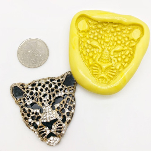 Xl Panther Mold Silicone