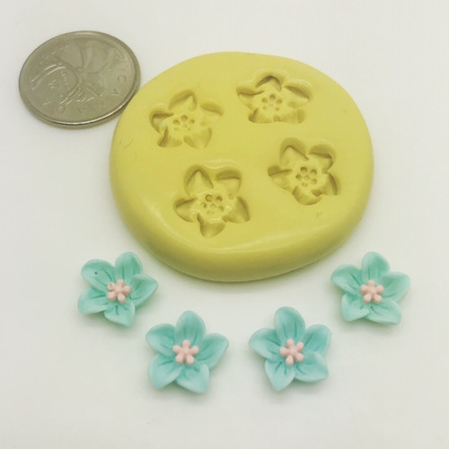 Mini Flower Mold