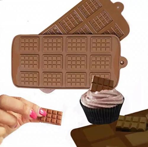 Chocoloate Bar Mini Mold
