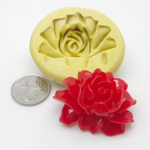 Large Flower Mold  Silicone