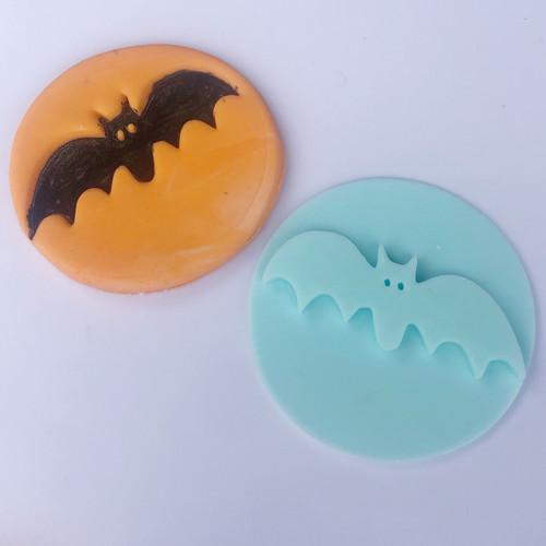 Bat Halloween  Fondant /Cookie Embosser