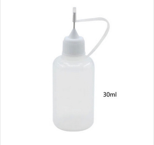Bottle  30ml  with neddle tip